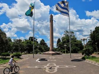 ESTUDA-SE A CRIAÇÃO DA PRIMEIRA CICLOVIA INTERNACIONAL ENTRE A FRONTEIRA DO BRASIL E URUGUAI
