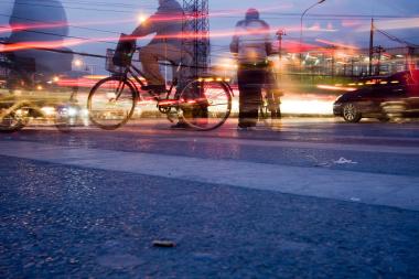 Dia Mundial do Meio Ambiente: A BICICLETA PARA VENCER A POLUIÇÃO