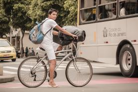 Cresce o uso da bicicleta como meio de transporte em cidades brasileiras
